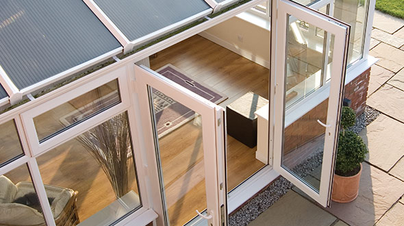 Window and conservatory installation companies across the UK