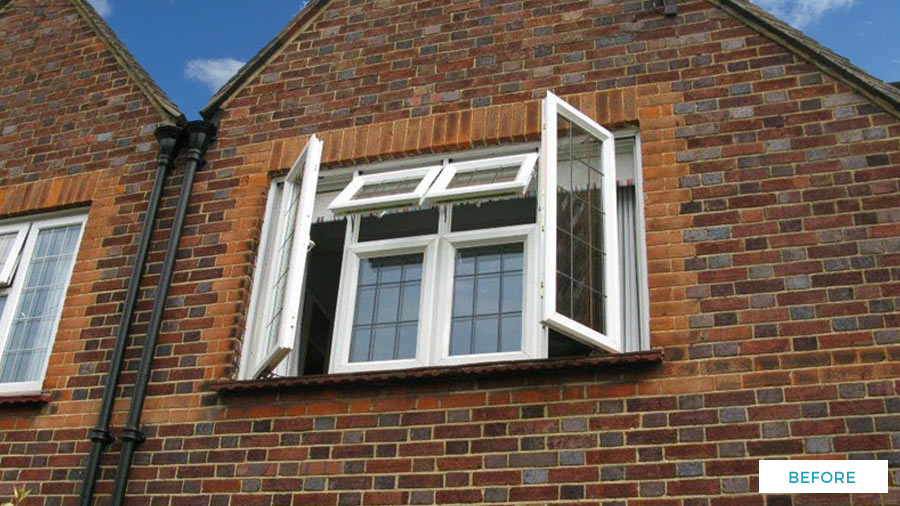 CIN Case Study - Window Replacemen