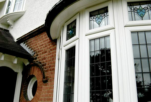 Rustique 3 Triple Glazing Window Frames