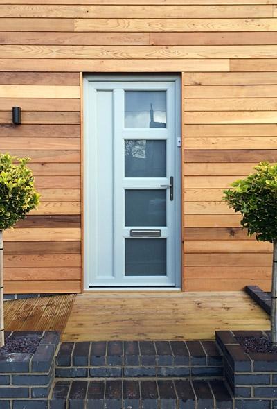 The Brett & Suffolk Door Range by CIN Installers Nationwide in the UK